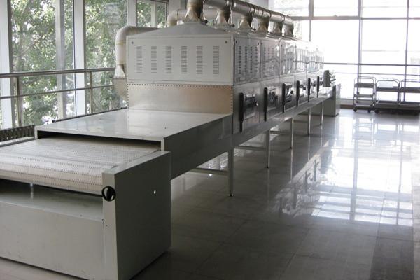 微波干燥设备在橡胶行业的应用