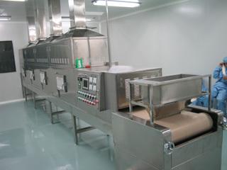 微波虾皮烘干设备